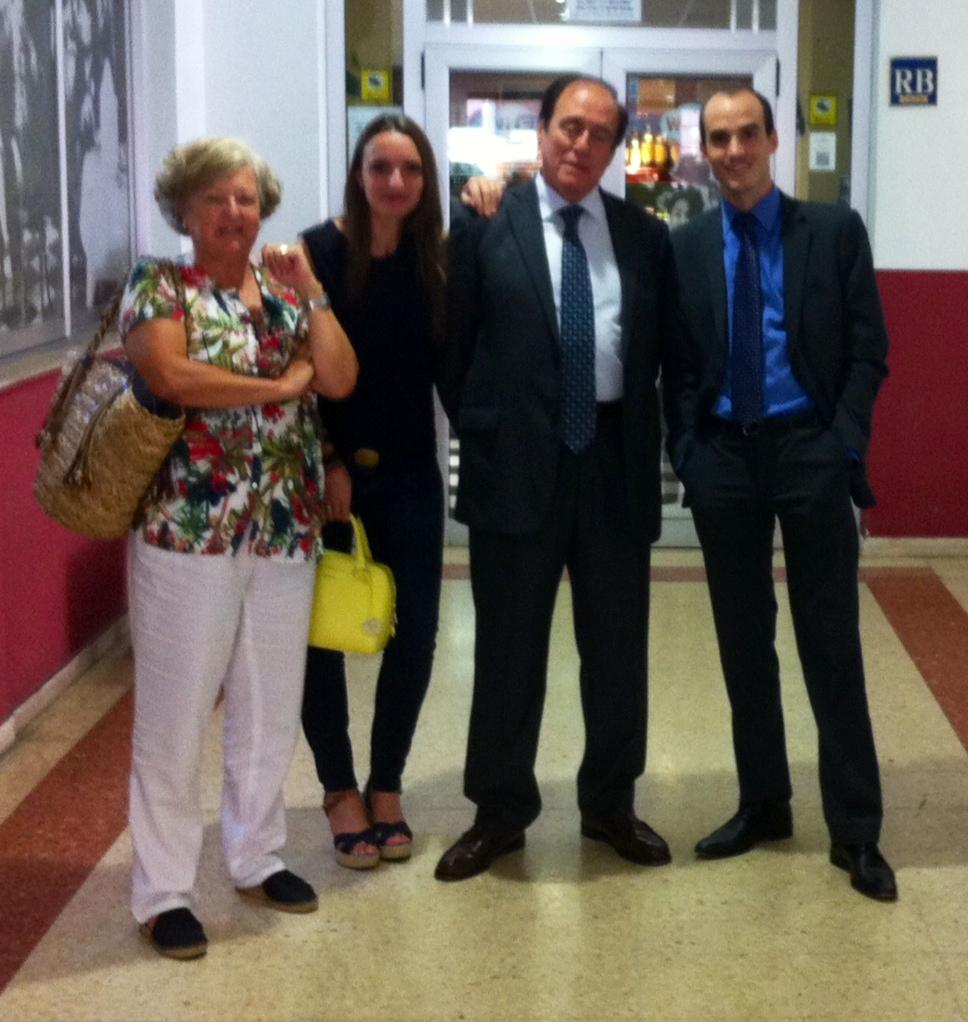 Equip Jurídic Grup Simon / Tancament del Primer Semestre