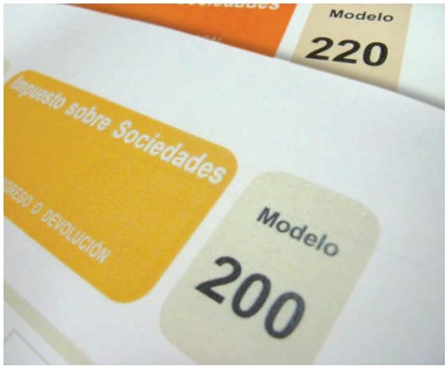 Pròxima declaració de l'impost sobre societats 2014