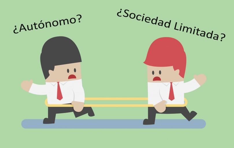 COM PUC PASSAR D'AUTÒNOM A SOCIETAT LIMITADA?