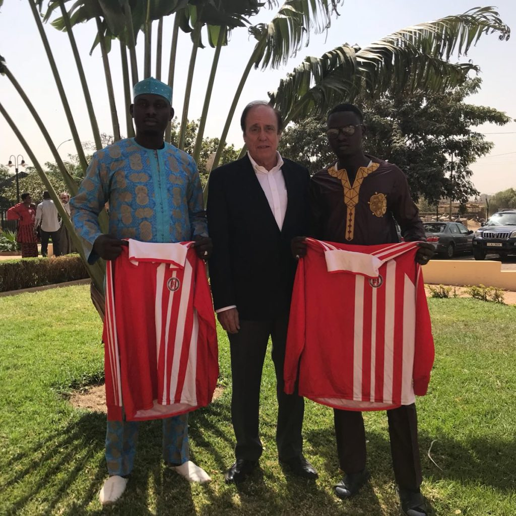 Viatge a Burkina Faso de Josep Maria Simon, Cònsol Honorari de Burkina Faso a Barcelona-Girona