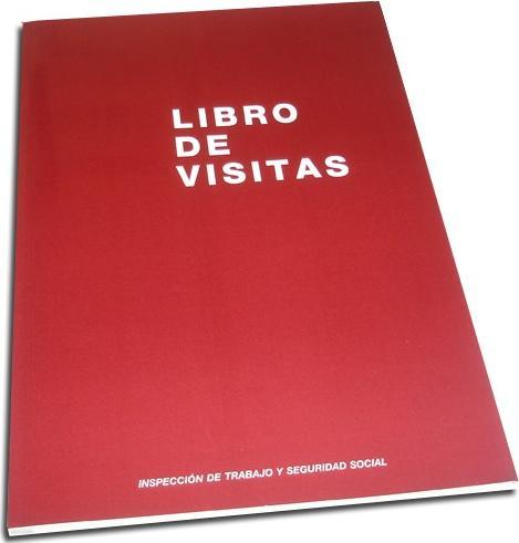 """¡ADIÓS AL """"LIBRO DE VISITAS"""" DE LA INSPECCIÓN DE TRABAJO!"""