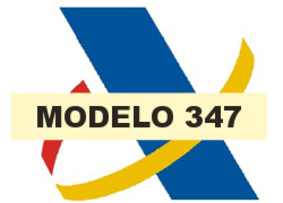 """Hasta el 28 de febrero: plazo para presentar el Modelo 347 """"declaración anual operaciones con terceras personas"""" del ejercicio 2016"""