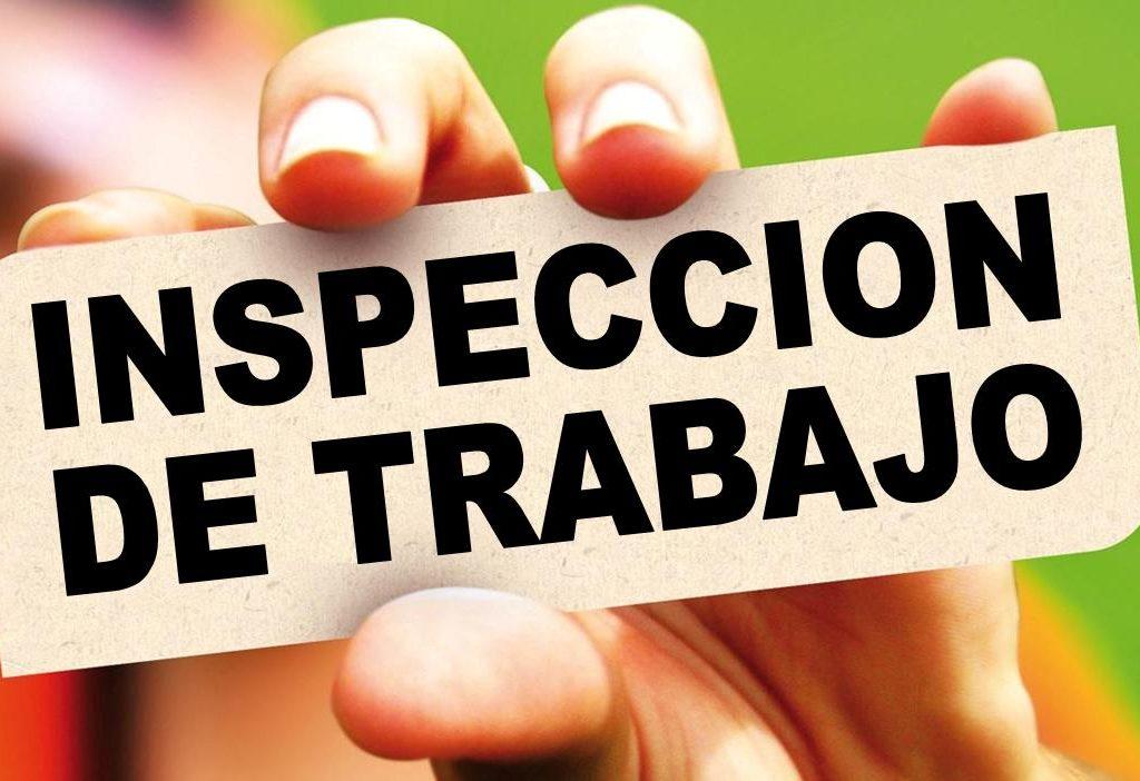 ¡ATENCIÓN! LA INSPECCIÓN DE TRABAJO HA INICIADO UNA CAMPAÑA PARA VERIFICAR SI LAS EMPRESAS REGISTRAN LA JORNADA DE SUS TRABAJADORES