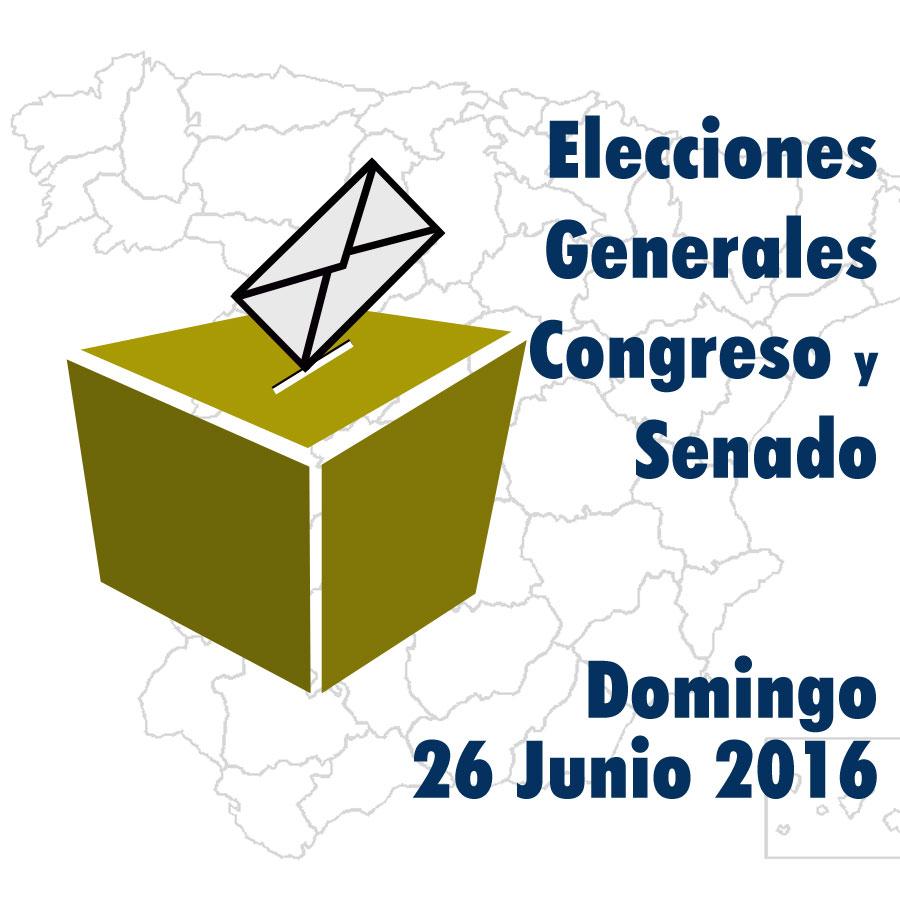 ELECCIONES 26 JUNIO 2016: PERMISOS LABORALES PARA VOTAR