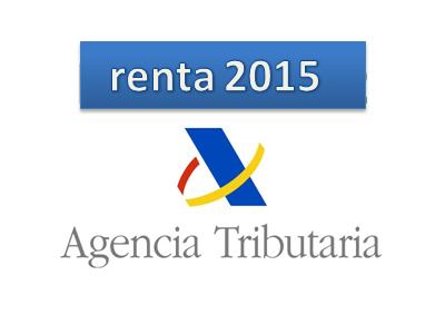 Se acerca nuestra cita con Hacienda: declaraciones de Renta y Patrimonio 2015