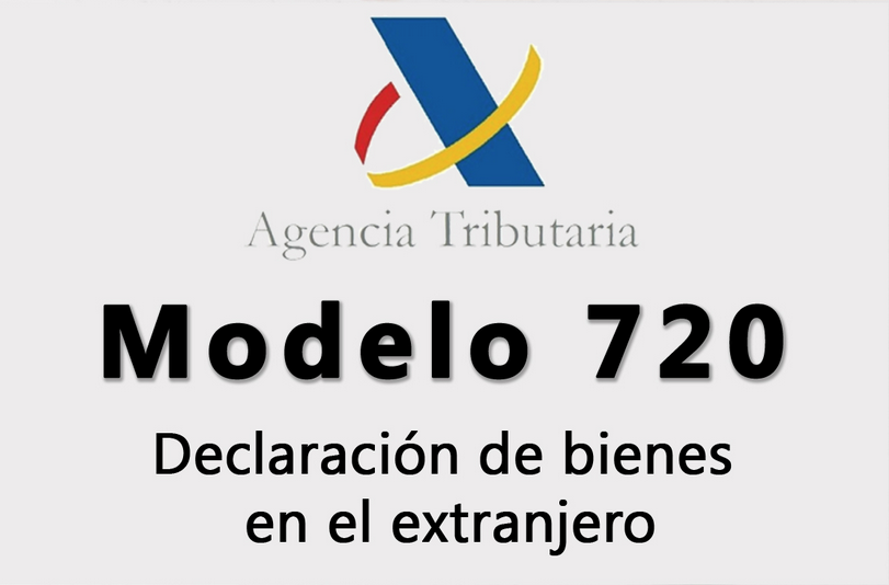 Plazo de presentación de la declaración informativa anual sobre bienes y derechos situados en el extranjero (Modelo 720): hasta el 31 de marzo de 2017