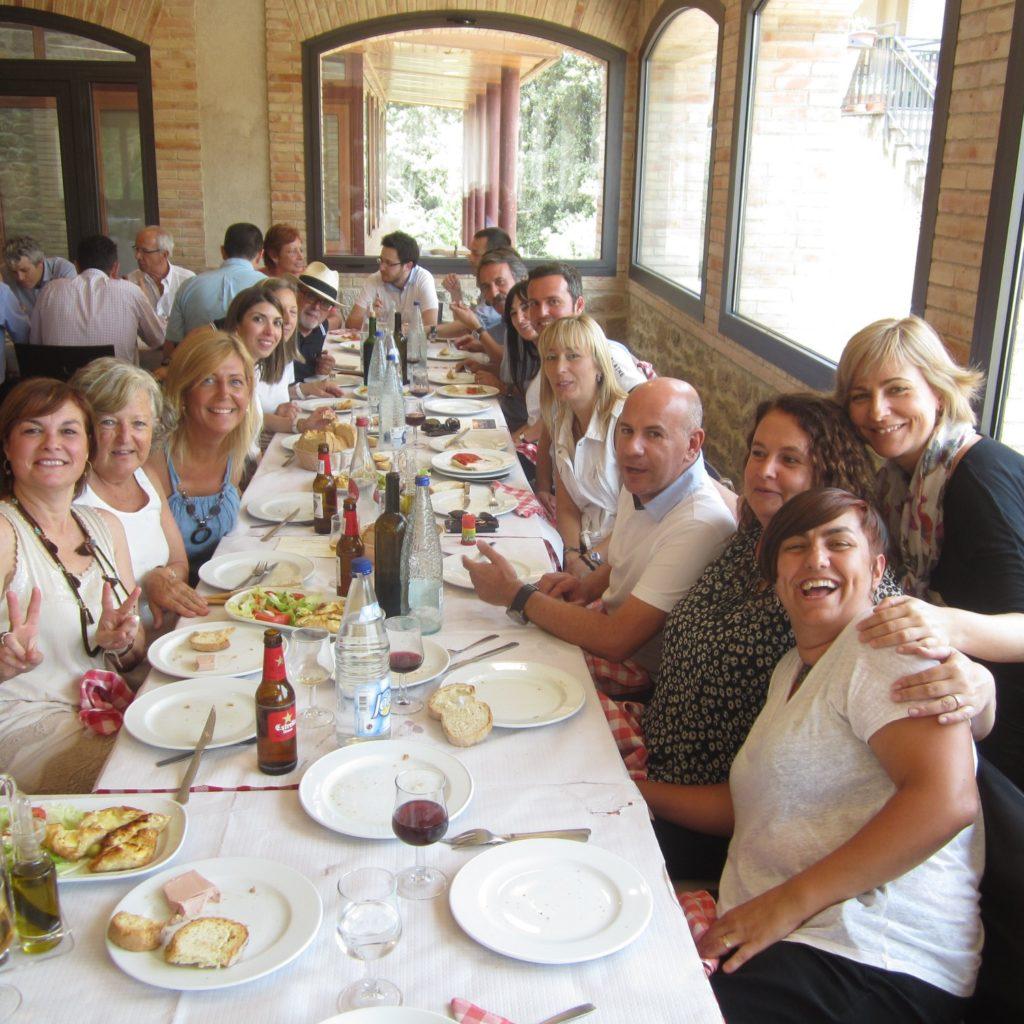 Almuerzo Conmemorativo Pere Simon