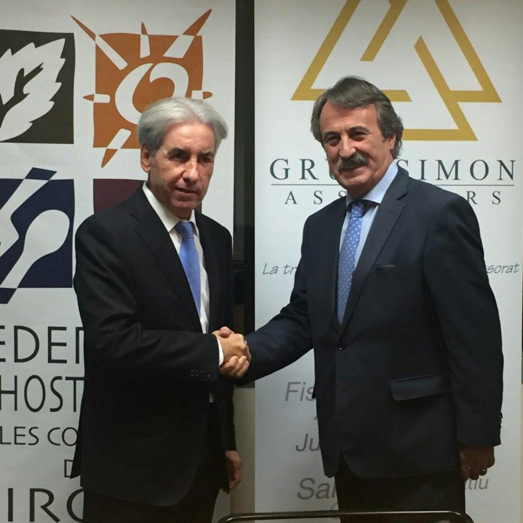 FHCG y GS/ASSESSORS renuevan el acuerdo de colaboración