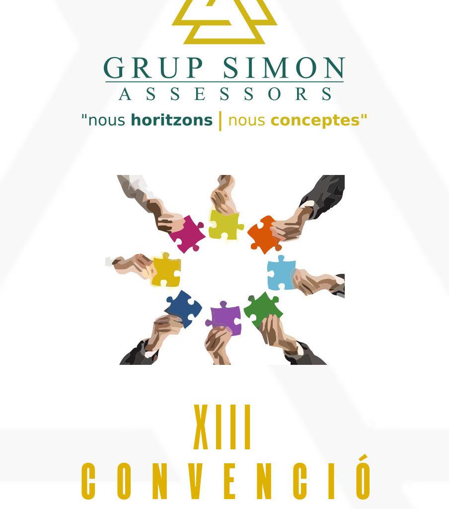 XIII CONVENCI0N GRUP SIMON ASSESSORS