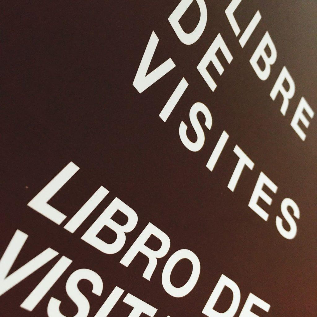 ¿HA DESAPARECIDO LA OBLIGACIÓN DE DISPONER DE LIBROS DE VISITAS EN PAPEL?