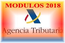 PRORROGADAS LAS MAGNITUDES EXCLUYENTES DE LOS MÓDULOS IRPF/IVA Y SE ACTUALIZAN LOS VALORES CATASTRALES DE INMUEBLES PARA 2018