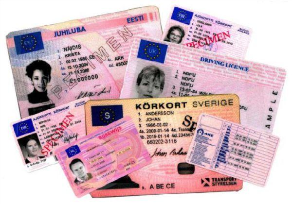 Obligación de renovación del permiso de conducir comunitario para extranjeros residentes