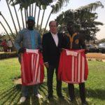 Viaje a Burkina Faso de Josep Maria Simon, Cónsul Honorario de Burkina Faso en Barcelona-Girona